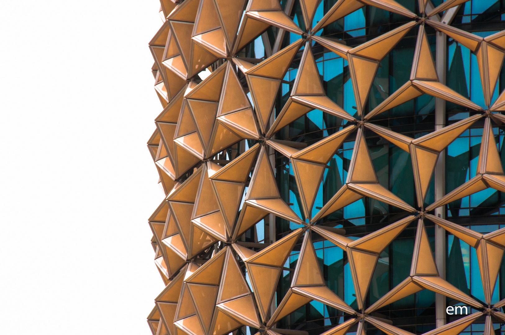 Auch in Abu Dhabi