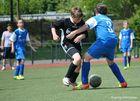 Auch in der Jugend wird um jeden Ball gekämpft