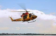 """Auch in Kanada gibt es gelbe Engel ; 424 """"Tiger"""" Squadron"""
