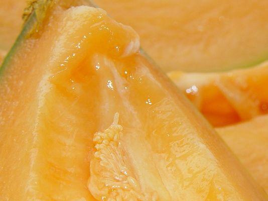 Auch Melonen können Sexy sein.