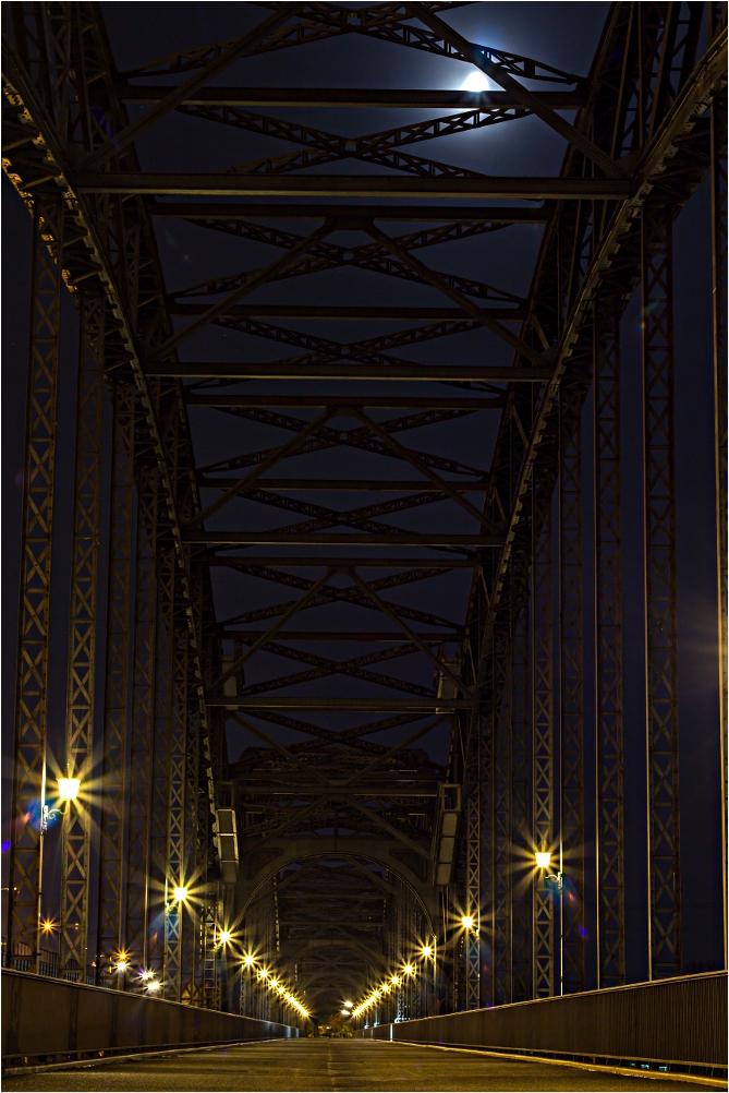 Auch schöne Brücken können entzücken