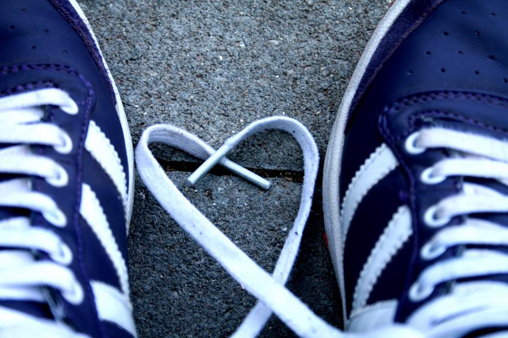 auch Schuhe können etwas aussagen...