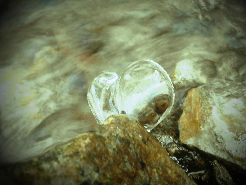 auch steine können ein herz haben
