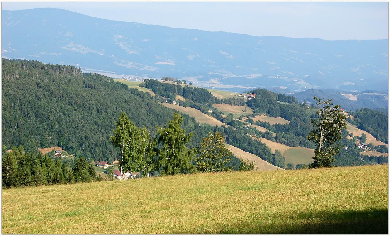 Auch Trockenheit in Kärnten