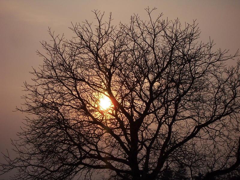 Auch wenn die Sonne untergeht...