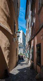 Auch Wien hat seine engen Gassen - Griechengasse I