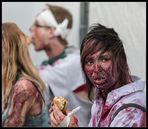 Auch Zombies haben hunger