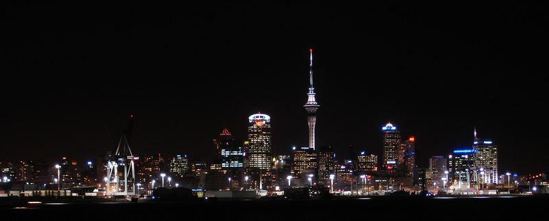 Auckland, mein Auckland