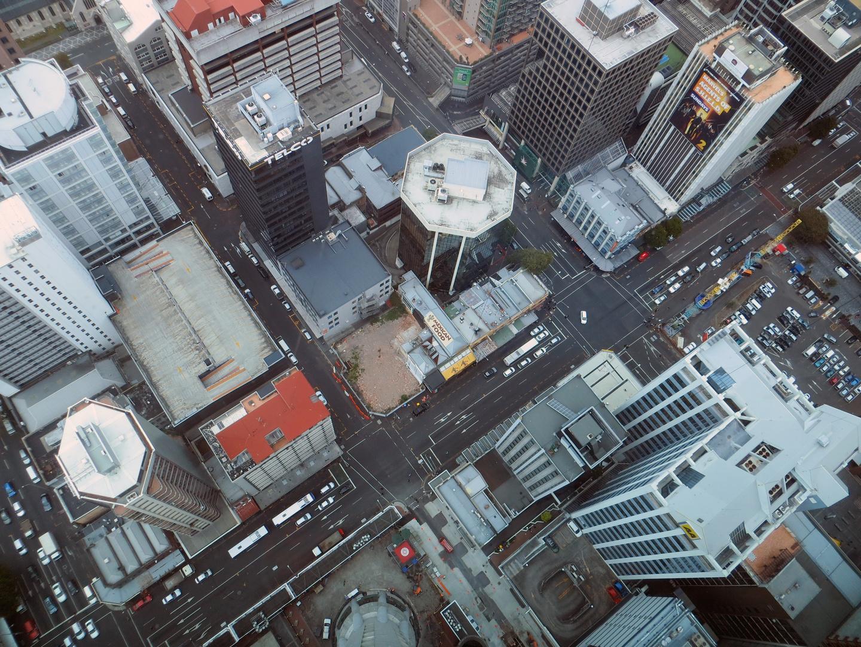 Aucklands Straßen
