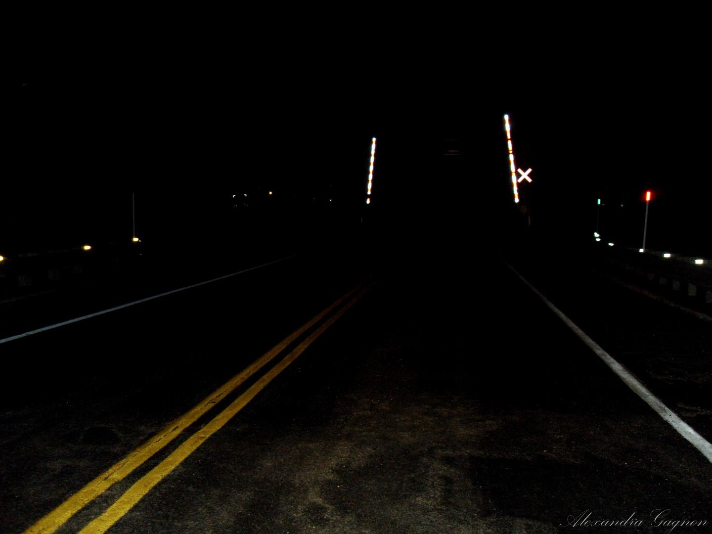 Aucun autre chemin qu'une simple route...