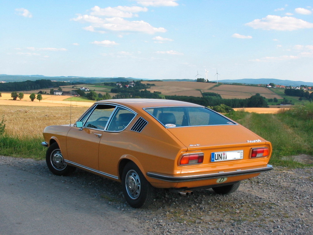 audi 100 coupe s baujahr 1976 foto bild autos. Black Bedroom Furniture Sets. Home Design Ideas