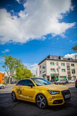 Audi A1 BVB