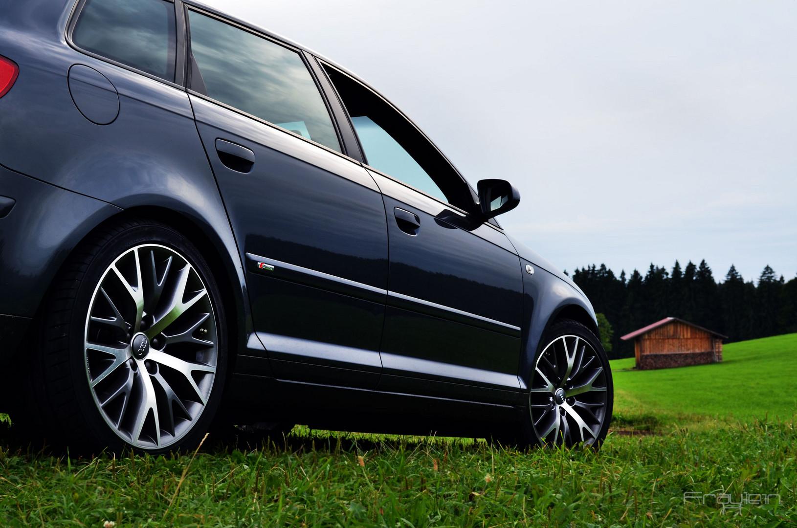 Audi A3 Sommer 2k12