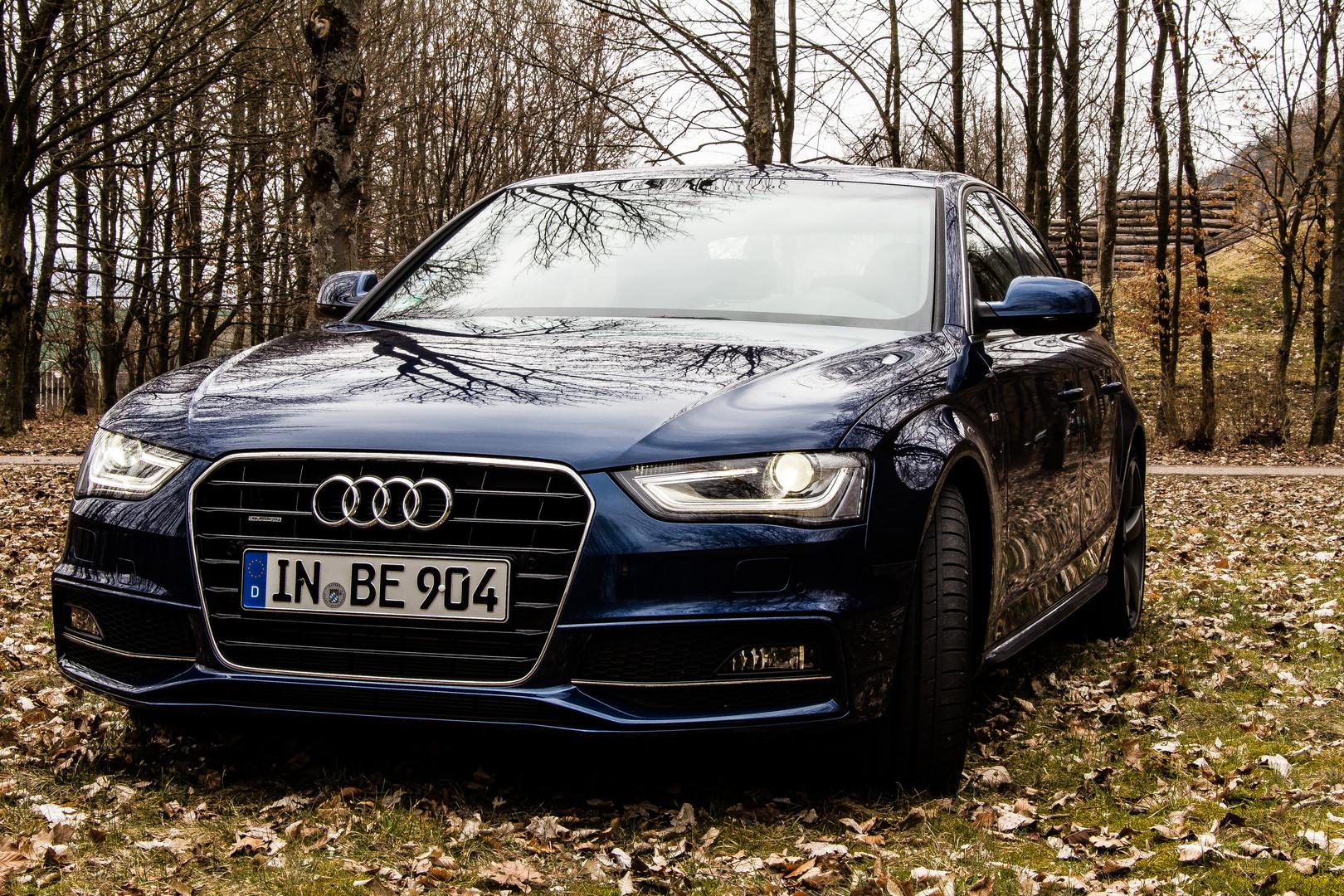 Audi A4 3.0 TFSI Quattro
