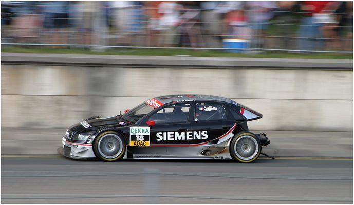 Audi A4 DTM - Compact ?!