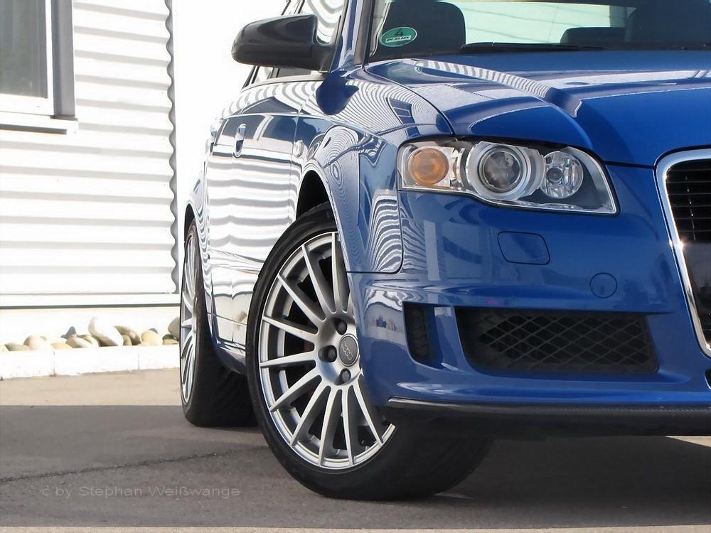 Audi A4 DTM Edition im Detail