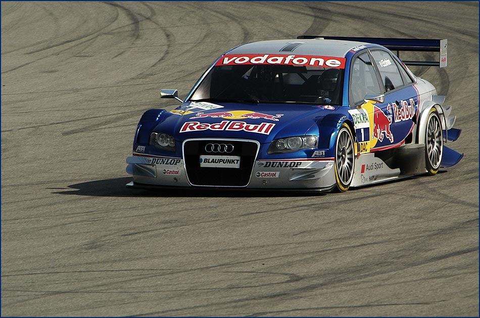 Audi A4 DTM Saison 2005