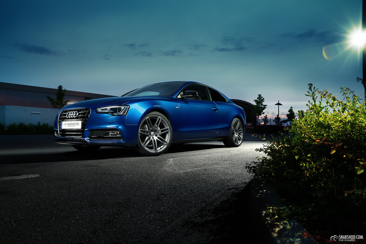 Audi A5 Competition Kit #3