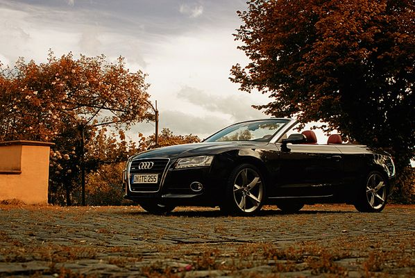 Audi A5 - Indian Summer Edition