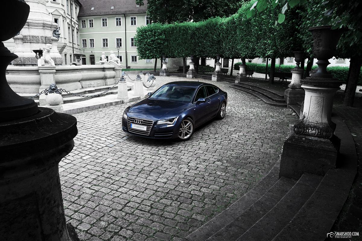 Audi A7 Sportback quattro 3.0 BiTDI