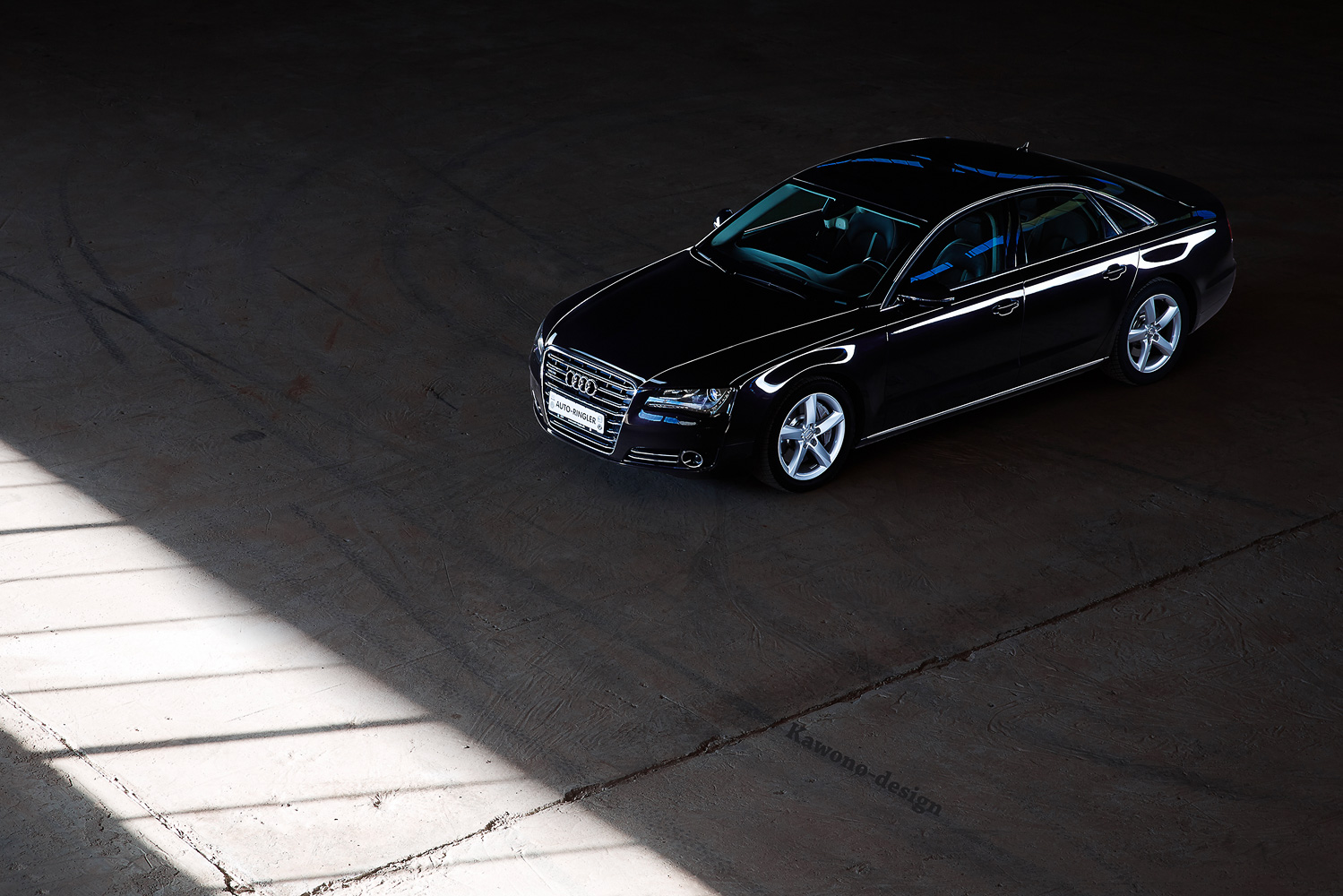 Audi A8 Diesel Nr.2