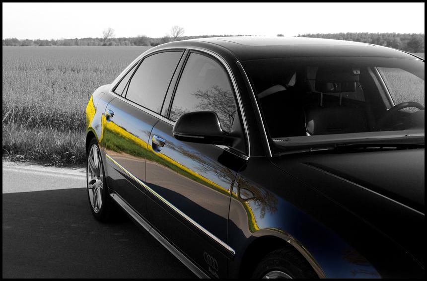 Audi A8 in Teil SW