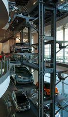 Audi-Aufzug