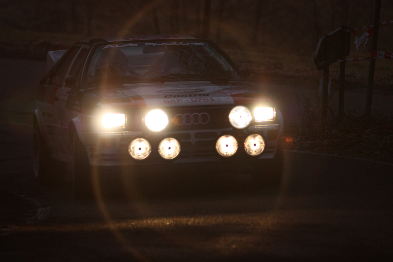Audi ...