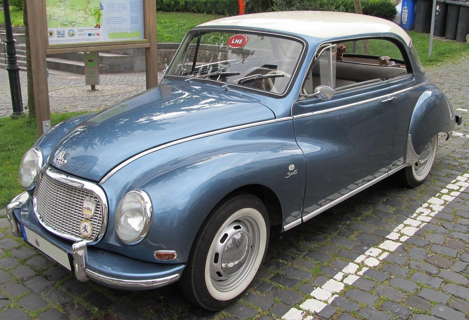 Audi DKW - Vorderansicht
