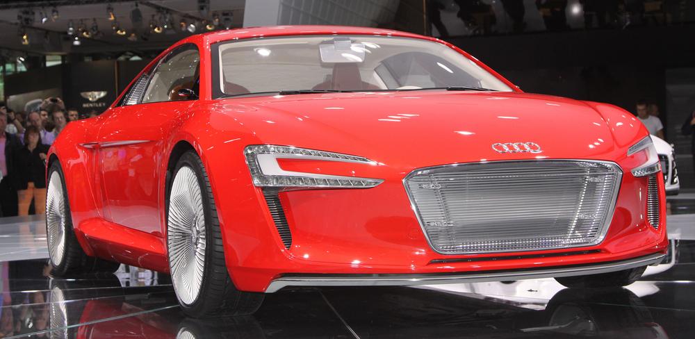AUDI e-tron IAA 2009