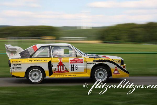 Audi - Eifel Rallye 2009