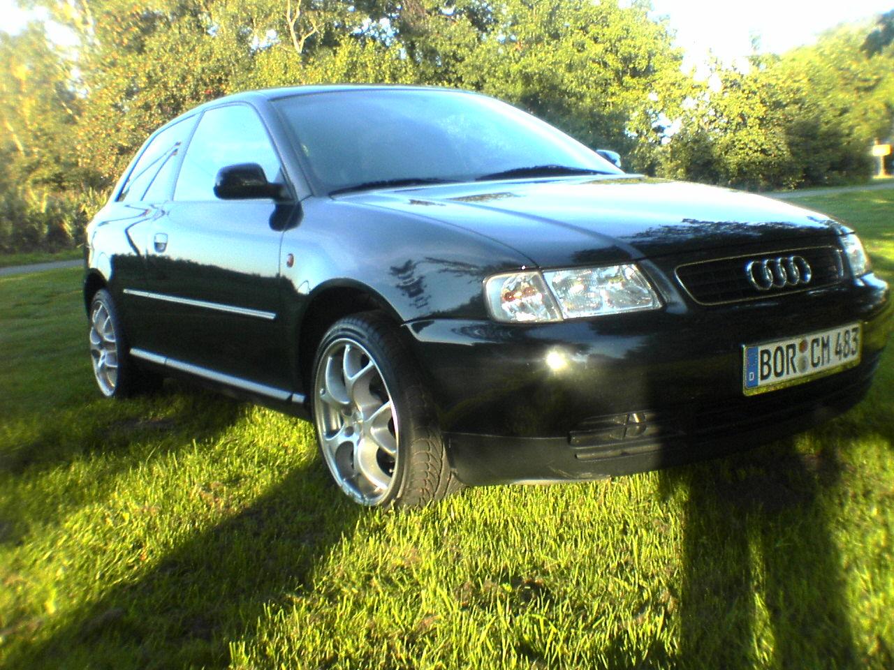 Audi eine geile Karre vom m...r