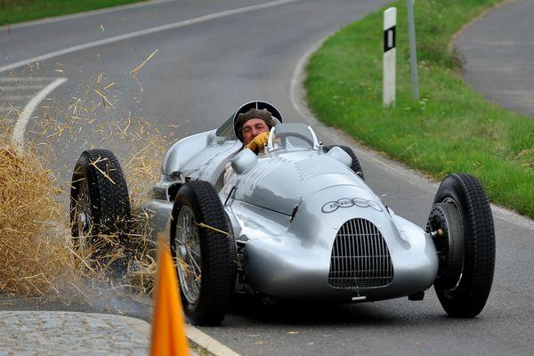 AUDI Grand Prix Rennwagen