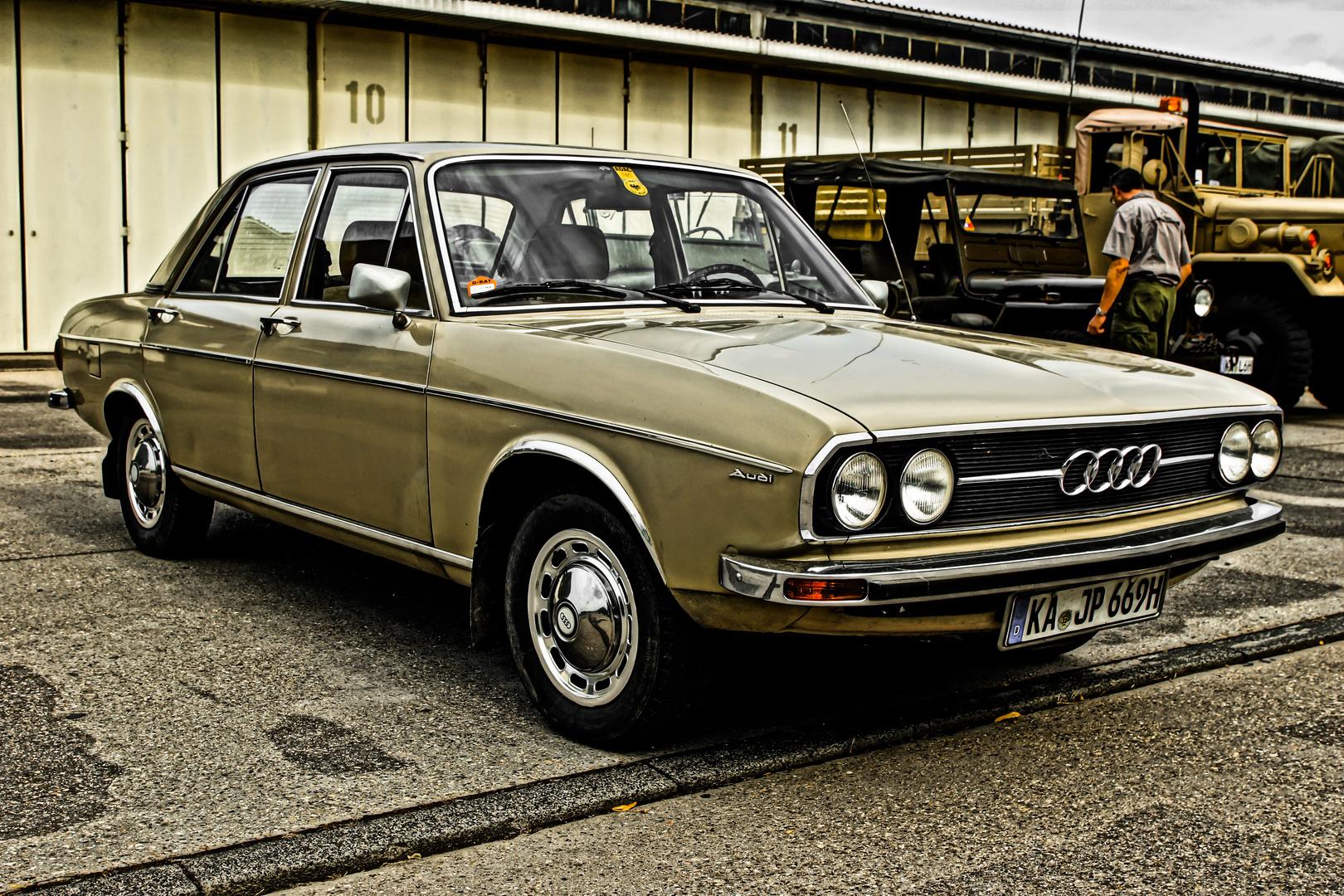 Audi - HDR