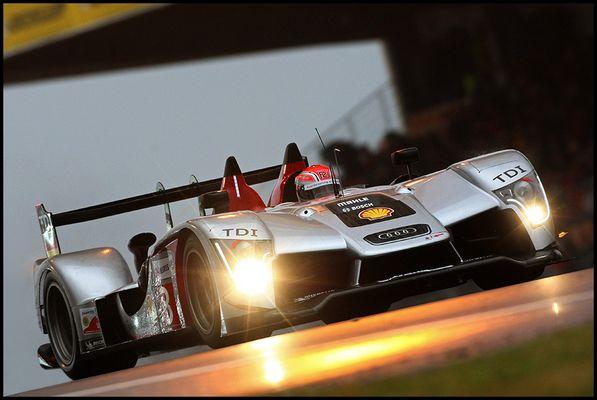 Audi @ Le Mans 2009