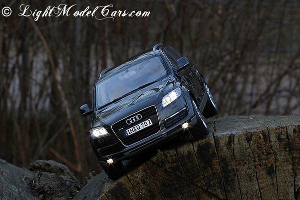 Audi Q7 Beleuchtet