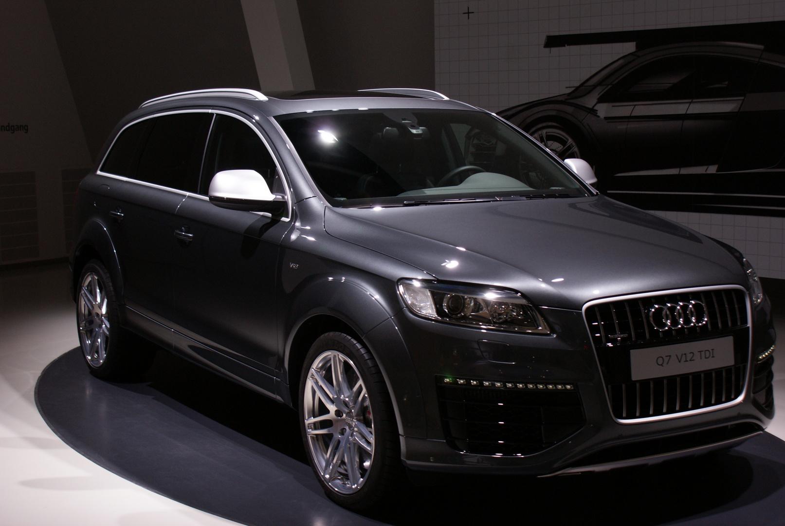 Audi Q7! Einfach ein Traum!