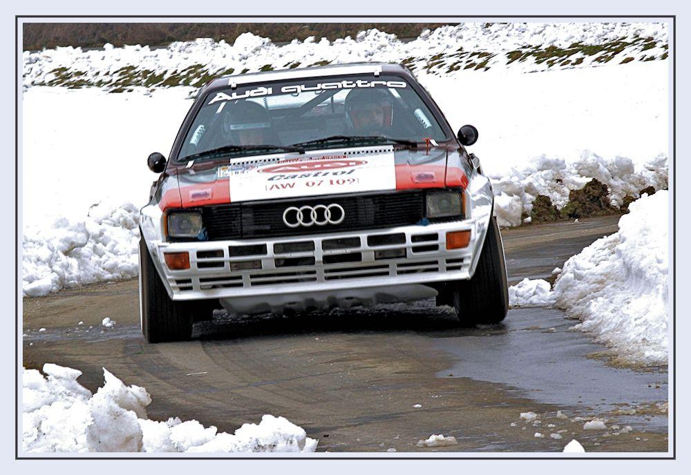 ++ Audi Quattro A2 ++