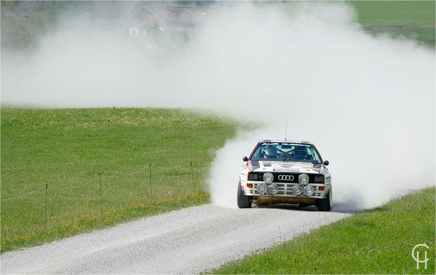 Audi Quattro - Group B Rally Legend
