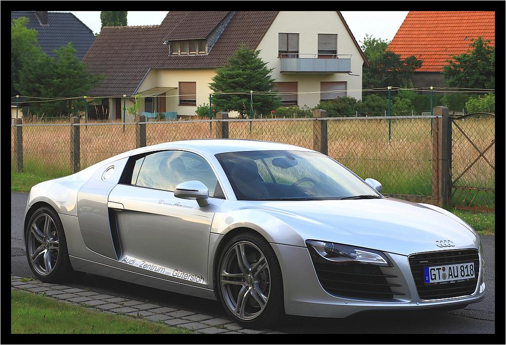 Audi R 8 Nr. 3