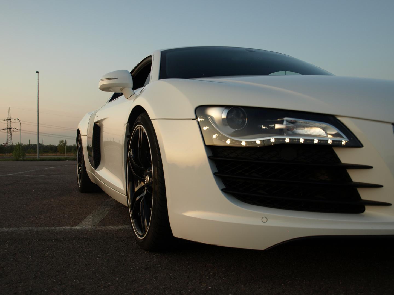 Audi R8 Bi Turbo