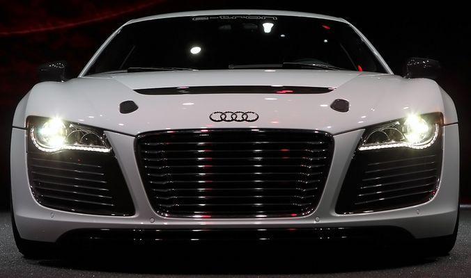 Audi R8 e-tron (IAA 2011)