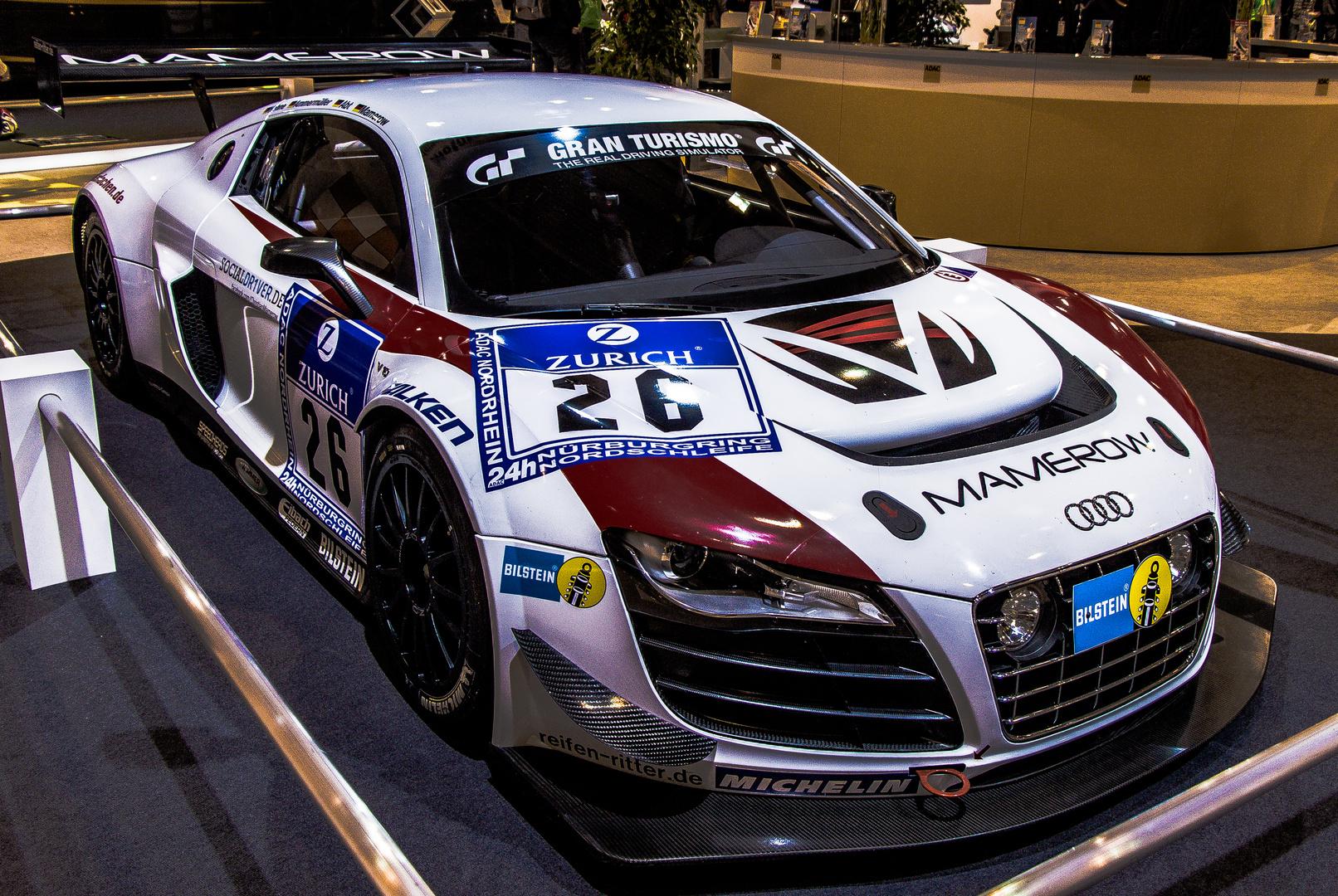 Audi R8 Gran Turismo