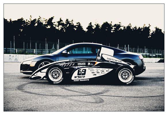 Audi R8 / Hawk07 pt.||