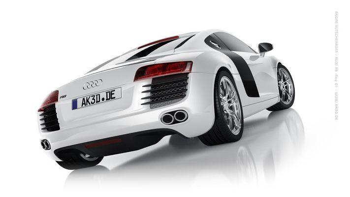 Audi R8 iRay 1