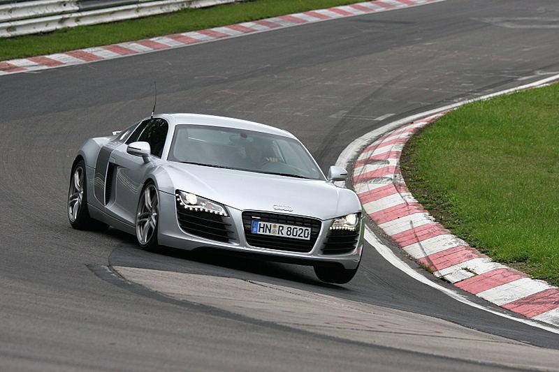 Audi R8 s