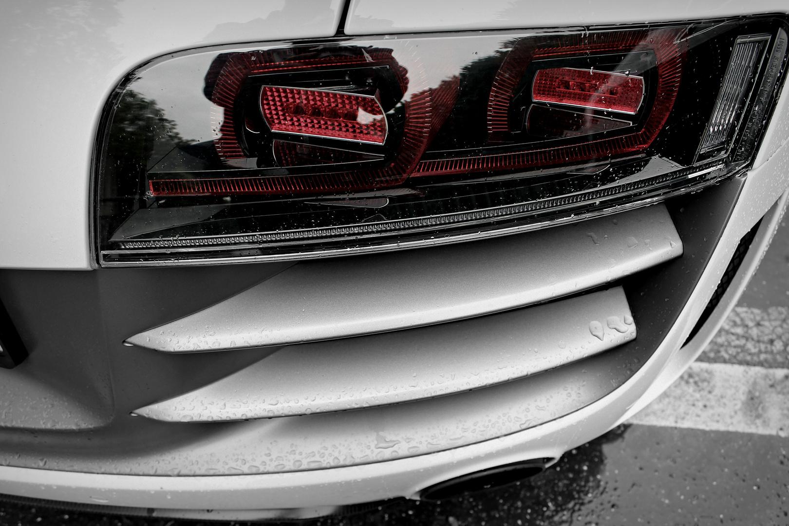 Audi R8 Spyder Rücklicht