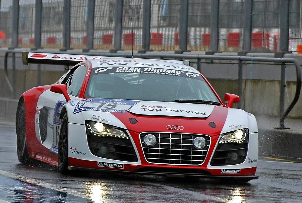 Audi R8 - V10 GT - Renntaxi #II