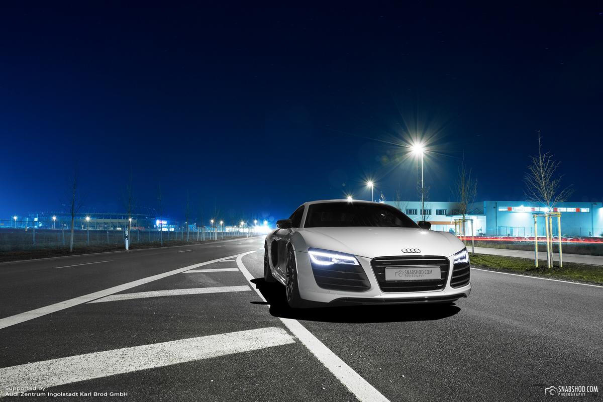 Audi R8 V10 Plus 5.2 FSI quattro