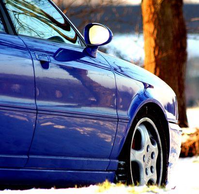 Audi RS2 I